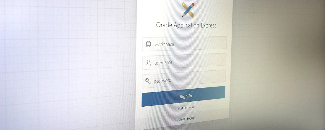 Authorization in Oracle APEX with LDAP groups | Jonas Hellmann Blog